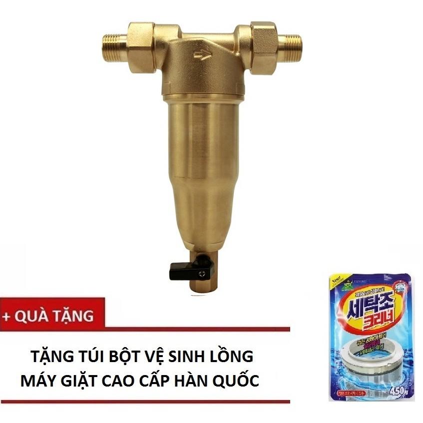 Bộ lọc nước sinh hoạt đầu nguồn LN03-16 - Lõi lọc vĩnh cửu + Tặng Túi bột tẩy vệ sinh lồng máy giặt - 10073656 , 386754731 , 322_386754731 , 899000 , Bo-loc-nuoc-sinh-hoat-dau-nguon-LN03-16-Loi-loc-vinh-cuu-Tang-Tui-bot-tay-ve-sinh-long-may-giat-322_386754731 , shopee.vn , Bộ lọc nước sinh hoạt đầu nguồn LN03-16 - Lõi lọc vĩnh cửu + Tặng Túi bột tẩy