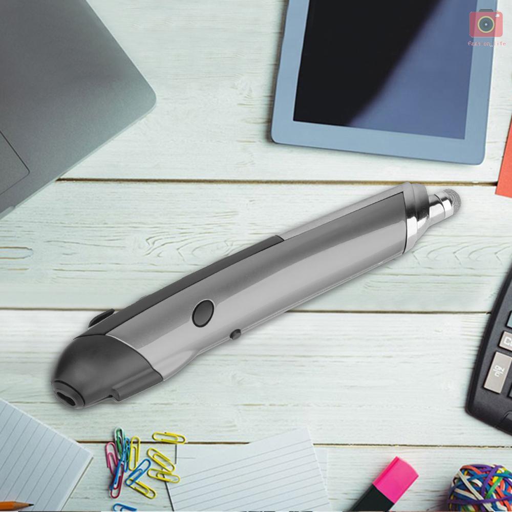 Bút chuột quang không dây PR-08 2.4Ghz 800/1200/1600DPI kèm con trỏ laser chất lượng cao