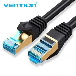Dây cáp mạng Patch Cord CAT7 VENTION SSTP hỗ trợ đường truyền 10 Gbps, dài 10m/15m/20m - Hàng chính hãng - BEN