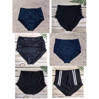 Quần Bơi Lẻ Bikini Cạp Cao Nhiều Mẫu Hàng Thiết Kế Loại 1 Đẹp thumbnail