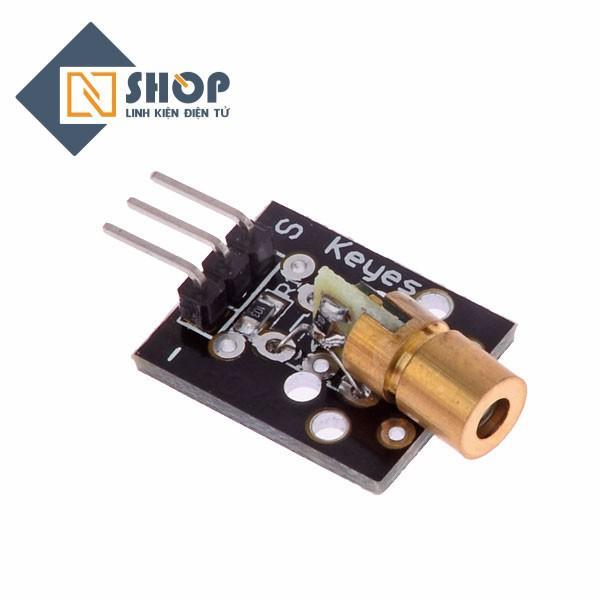 Module cảm biến lazer 5V KY-008