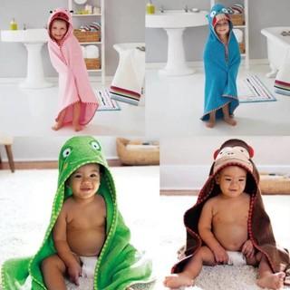 [RẺ VÔ ĐỊCH] Khăn Ủ Chóp, Khăn tắm siêu thấm có chóp hình ngộ nghĩnh cho Bé Yêu thumbnail