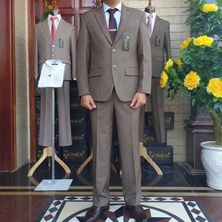 bộ vest nam trung tuổi [sale cực sốc 50% ]