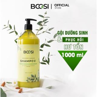 Dầu gội dưỡng sinh Bcosi phục hồi tóc hư tổn và bảo vệ da đầu Bcosi Recovery Damagae Shampoo 1000ml thumbnail