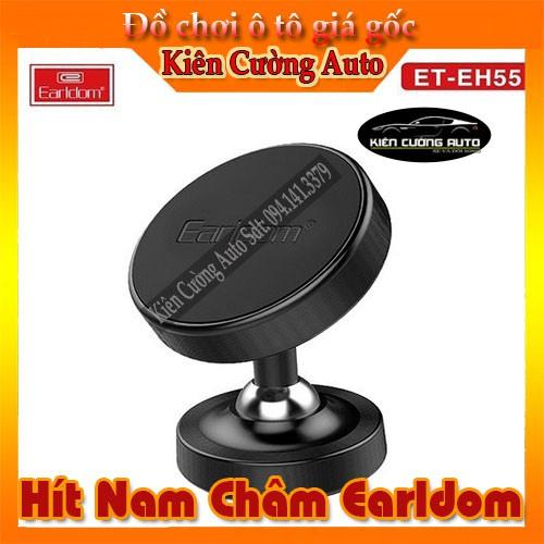 Nam châm giá đỡ điện thoại trên ô tô - phay CNC tinh xảo Earldom EH 55