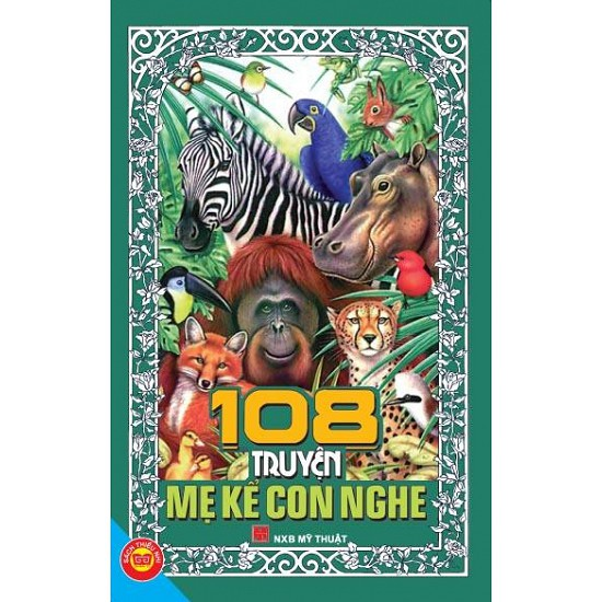 108 Truyện Mẹ Kể Con Nghe