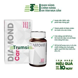 Viên uống nội tiết tố, chống bốc hoả, tăng cường sinh lý, trẻ hoá, se khít và làm hồng DIAMOND CARE – Hộp 30 Viên