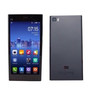 Điện Thoại Xiaomi Mi3: Máy mới nguyên Tem Imeil Hộp Pk, Bh 12 tháng