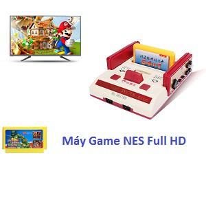 MÁY GAME NES XƯA XUẤT CỔNG HDMI FULL HD TAY CẦM BLUETOOTH