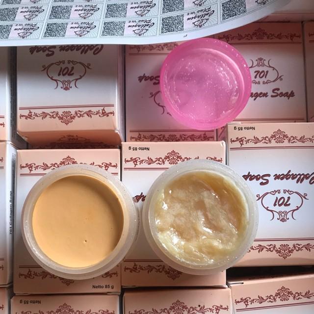 (cao cấp) bộ dưỡng da collagen 701 cao cấp