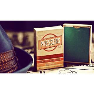 Bộ bài tây Pressers Playing Cards [ Hàng Mỹ ]