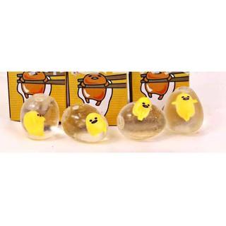 (B15)-Trứng bóp trút giận gudetama( hàng luôn sẵn ) Bmã JP