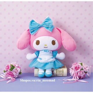 [AUTH] My Melody – Mysterious Forest Big Plushy Gấu Bông Nhật Sanrio Amuse Disney Taito Authentic