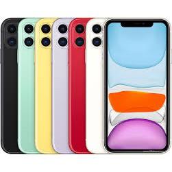 [Mã ELAPPLE5 giảm 5% đơn 15TR] Điện Thoại Apple iPhone 11 64GB - Hàng mới 100%