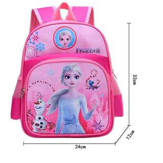 Balo Công Chúa Elsa Hồng Cho Bé Gái Mẫu Giáo 1-5 tuổi