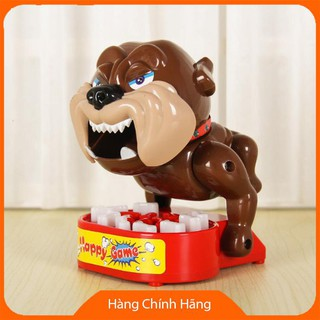 Đồ chơi chó bấm răng cắn tay bất ngờ vui nhộn