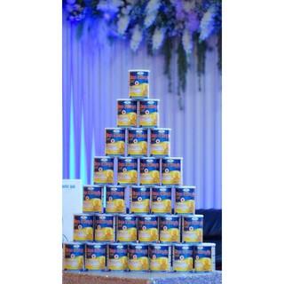 { hàng chính hãng 900g ] combo 3 hộp sữa nghệ nano curcumin gold diamond milk