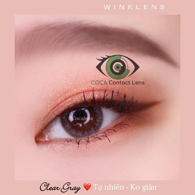 Lens tự nhiên CLEAR