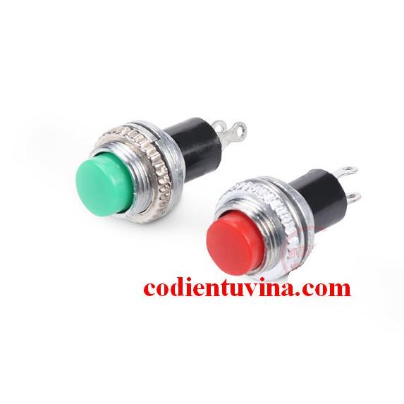 Nút nhấn nhả DS 314 (loại 0.5A 250V)