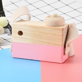 Đồ chơi máy ảnh bằng gỗ sáng tạo cho bé mã sp NU9966