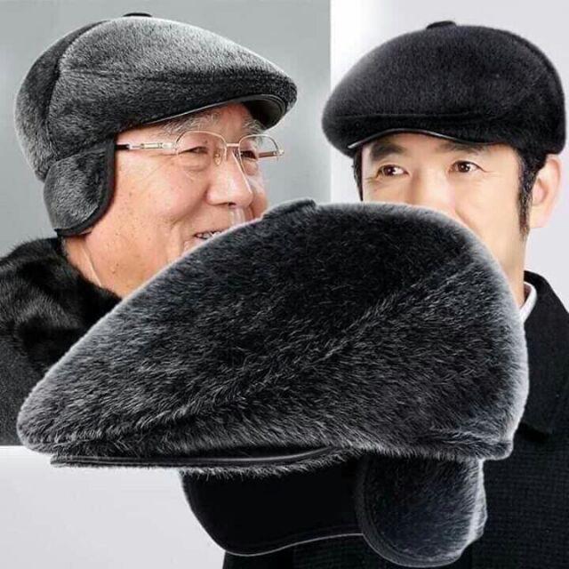 Mũ lông ông già