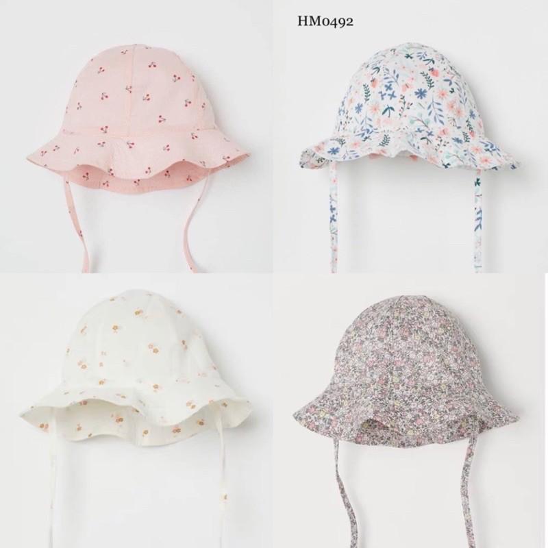 Giá bán Mũ vành HM dư xịn cho bé gái