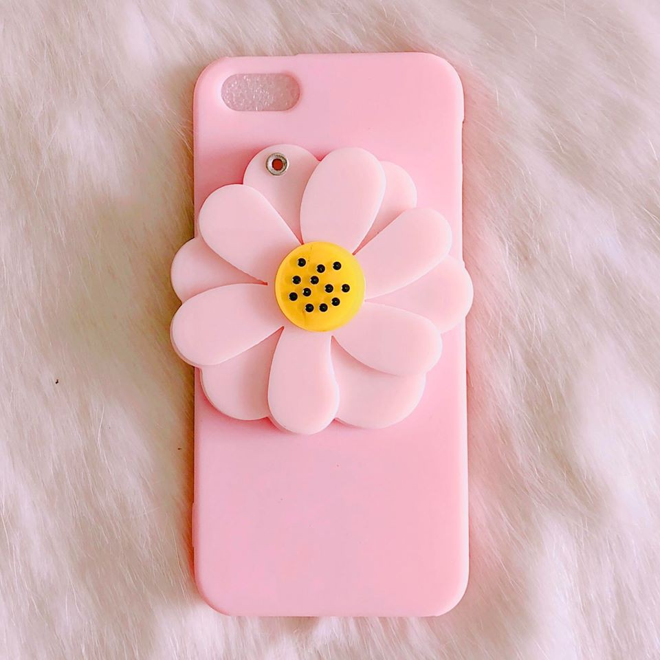 Ốp lưng iPhone 5/5s/SE gấu gương