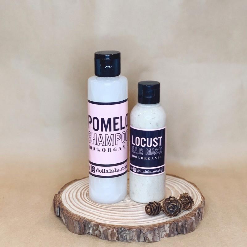 Combo du lịch - Travel kit ( gồm 1 dầu gội và 1 ủ tóc bất kì ) - Dollalala Mart