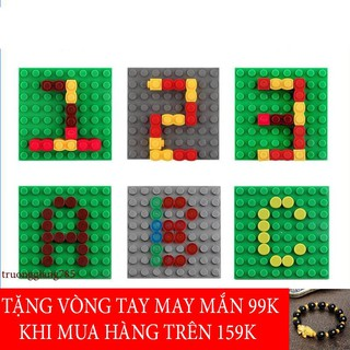 Trường Giang – Combo 500 Miếng Xếp Hình Cho Bé Siêu Hot 2019