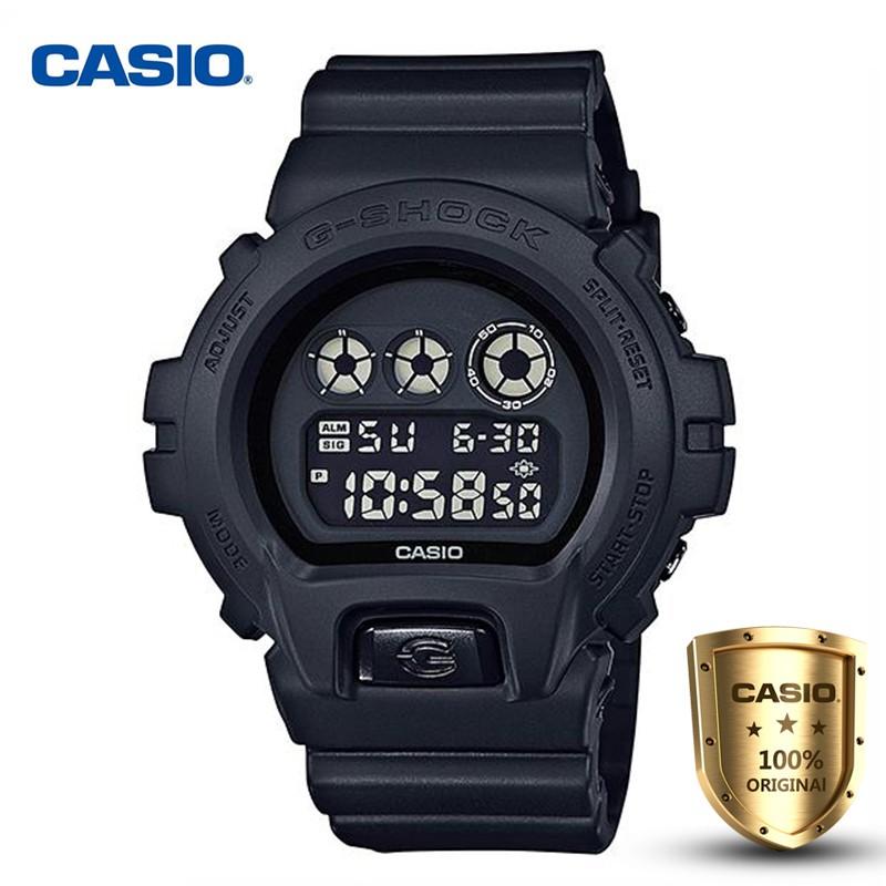 Casio G-shock Special Color Men Watch model DW-6900BB-1 (Black)