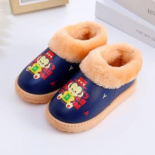 Giày Bốt Cổ Cao Xinh Xắn Cho Bé Từ 1-12 Tuổi