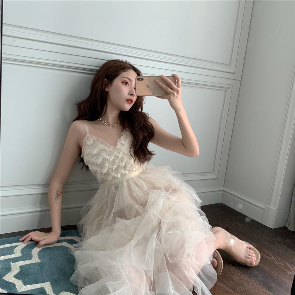SẴN J0051 JANE'S Đầm công chúa dự tiệc xoè ẢNH THẬT CHẤT VẢI CUỐI BAO ĐẸP