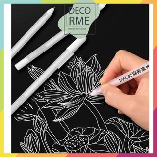 Bút gel mực trắng MAOKE- TOUCHCOOL DecorMe thumbnail