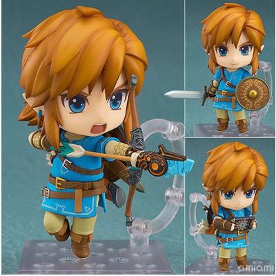 Nendoroid #733 The Legend of Zelda Link PVC Action Figure