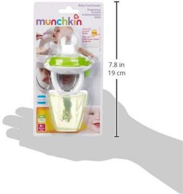 Túi nhai ăn dặm Munchkin của Mỹ