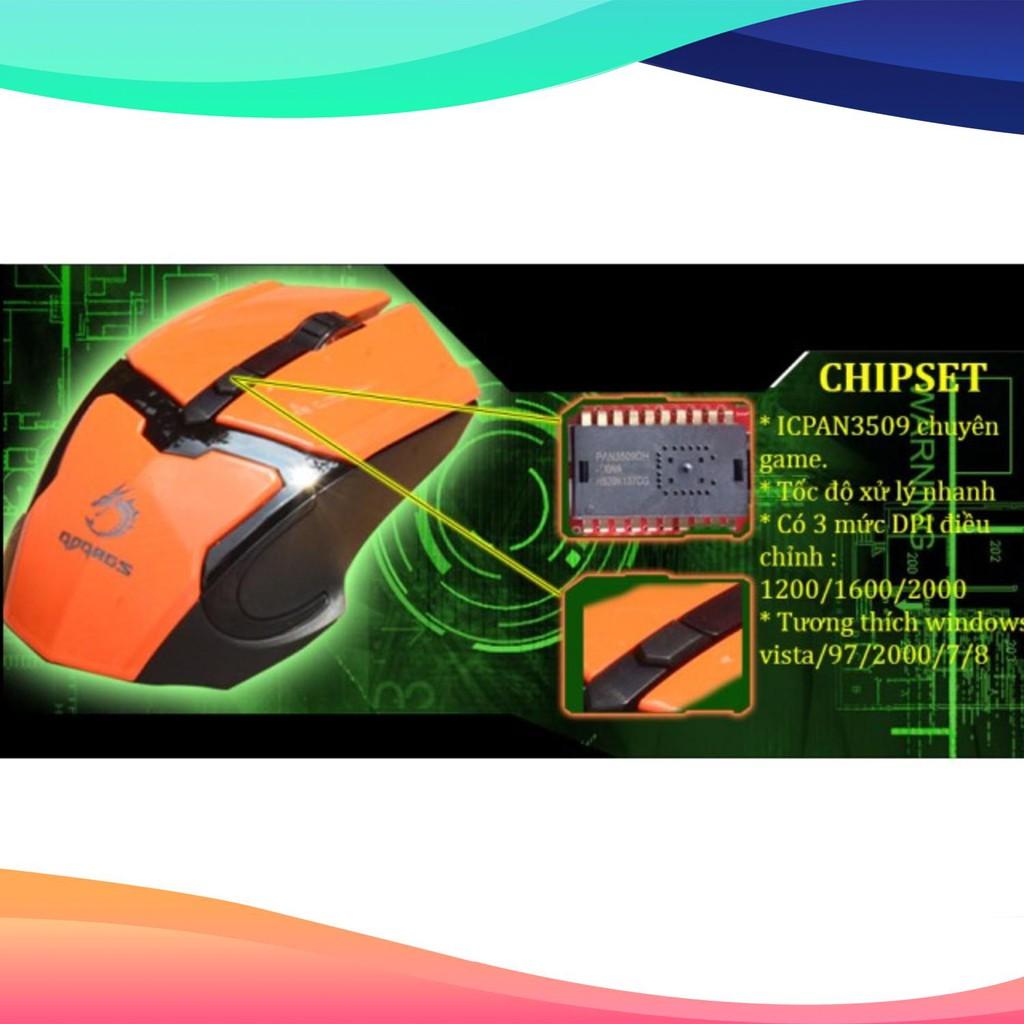 HOT NHẤT Chuột Game có dây Bosston V1 RẺ NHẤT Giá chỉ 230.510₫