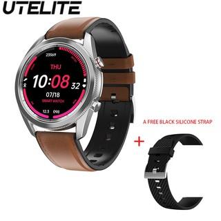 Đồng Hồ Thông Minh UTELITE DT91 Màn Hình Tròn 1.28 Inch Chống Nước IP67 Gọi Điện Bluetooth Đo Nhịp Tim Cho Nam