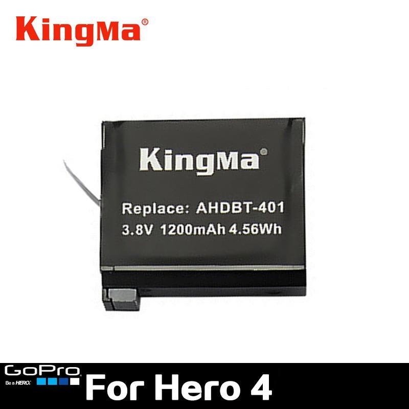 Pin Kingma cho GoPro Hero 4