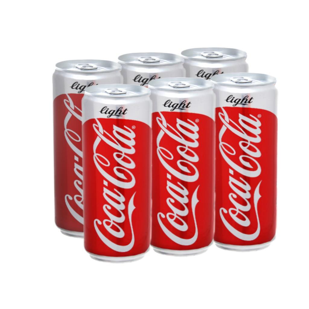 THÙNG 24 lon nước ngọt Coca Cola Light không đường 330ml - 22128302 , 1912306711 , 322_1912306711 , 205000 , THUNG-24-lon-nuoc-ngot-Coca-Cola-Light-khong-duong-330ml-322_1912306711 , shopee.vn , THÙNG 24 lon nước ngọt Coca Cola Light không đường 330ml