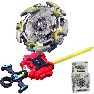 Beyblade Burst Booster Alter Chronos.6M.T W/ LR Launcher For Kids Toys B-82
