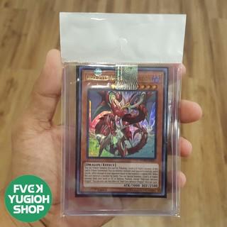 Thẻ bài / Lá bài yugioh – DUPO-EN011 Odd-Eyes Advance Dragon – Ultra Rare – Tặng bọc nhựa cứng bảo quản
