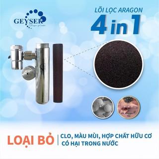 [CHÍNH HÃNG] Máy lọc nước tại vòi Geyser Euro M – Made in Russia