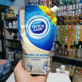Sữa Đặc Có Đường DUTCH LADY Cô Gái Hà Lan Túi 560g Date 21/7/2021