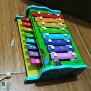 Đàn piano kết hợp đàn gõ