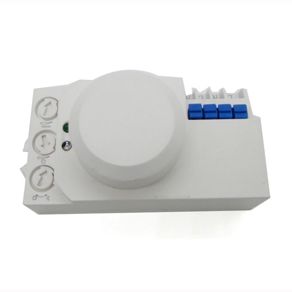220V 5.8GHz Microwave Oven For Warmer Light Durable Radar Security Motion Home Intelligence Energy-Saving Sensor Switch