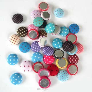 100pcs 1.5cm Button Handmade Accessories Crafts Decoration Sewing Tool