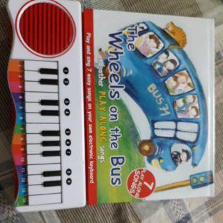 Sách nhạc cho bé