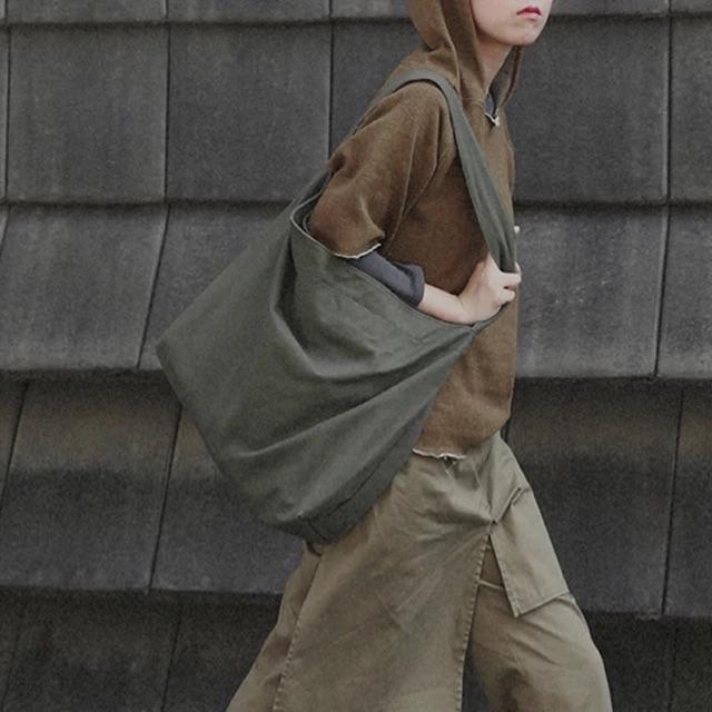 [ORDER-KÈM ẢNH THẬT] Túi vải style Harajuku Ulzzang #hansuuroom