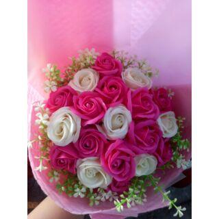 Hoa hồng sáp tình yêu Vĩnh Cửu