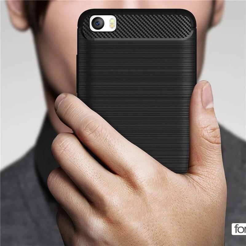 Xiaomi mi 5 - ốp chống sốc phay xướt (mỏng)